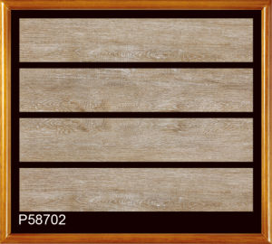 Wood Grain Ceramic Floor Tiles, Porcelain Wood Floor Tile pictures & photos