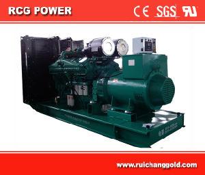 Diesel Generator Set for Sale 600kVA / 480kw Powered by Cummins Engine