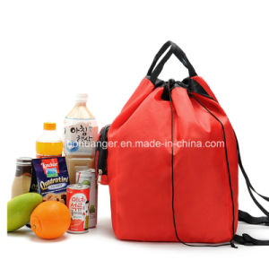 SGS Certification Promotional Reusable Shopping Tote Bags / Shopper Bags