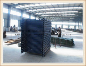 Formwork Scaffolding! Shoring Frame / Ladder Frame Scaffolding / H Frame Scaffolding pictures & photos