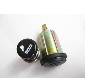 DC12V Waterproof Cigarette Socket for Motorcycle pictures & photos
