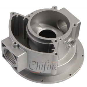High Precision Investment Casting Valve Body pictures & photos