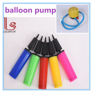 Wholesale Balloon Partner Air Balloon Feet Inflator Inflatable Tube Balloon Foot or Hand Pump pictures & photos