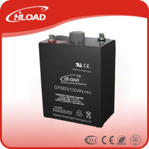 2V150ah Solar Battery /Gel Battery/Power Battery pictures & photos