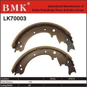 Non-Asbestos, Premium Forklift Brake Shoes (Lk70003) pictures & photos