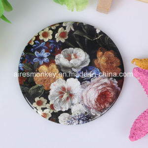 70mm Tin Pocket Mirror Wholesale with Cheap Price pictures & photos
