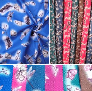 High Quality Stock 100%Polyester Printed Micro fiber Fabric for Hometextile pictures & photos