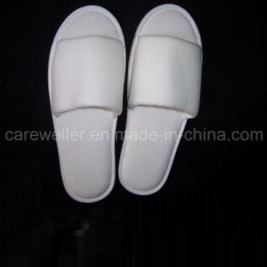 Disposable Open Toe Hotel Slipper pictures & photos