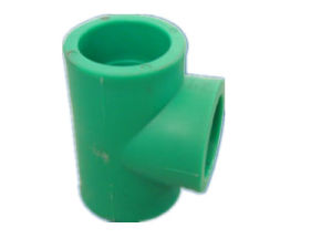 Plastic Fitting Mould-PPR Tee
