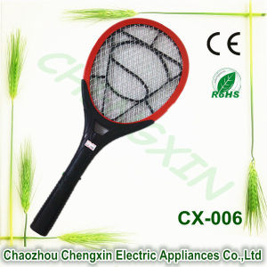 Electric Rechargeable Environmental Electric Mosquito Swatters Stock pictures & photos