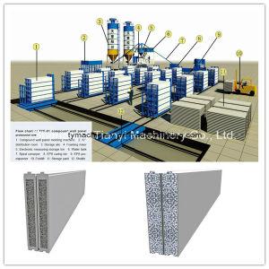 Concrete EPS Sandwich Wall Panel Machine pictures & photos