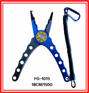 Stainless Steel Pliers; Multi Function Straight Mouth Pliers-Fg- pictures & photos