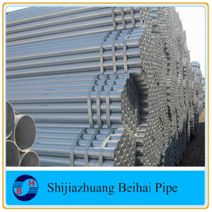 Galv. Steel Pipe Sch40 BS1387 Gi Pipe pictures & photos