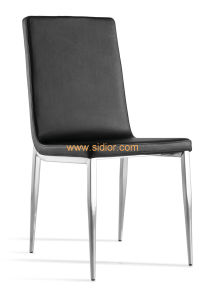 (SD-1019) Modern Hotel Restaurant Dining Furniture Stainless Steel Dining Chair pictures & photos