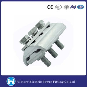 Aluminum Parallel Groove Clamp with Shear Head Screws (APG) pictures & photos
