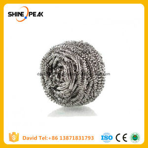 Kitchen Cleaning Stainless Steel Scrubber, Kitchen Scourer, stainless Steel Scourer pictures & photos