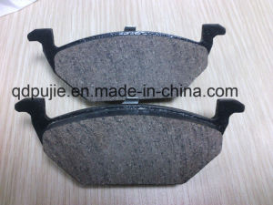 Semi Metallic Brake Pad for Volkswagen (PJCBP019) pictures & photos