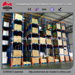 Warehouse Storage Racking System Drive in Shelf