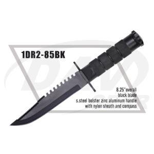 """8.25""""Overall Zinc Aluminum Handle Dagger for Survival: 1dr2-85bk pictures & photos"""