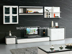 MDF Furniture Living Room Furniture TV Cabinet (DS-B108) pictures & photos