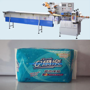 Automatic Sponge Packaging Machine (FFA) pictures & photos