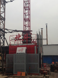 Used Construction Hoist/Sample Mechine/Used and New Building Elevtor pictures & photos