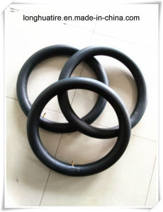 Surperior Quality Natural Motorcycle Inner Tube for Nigeria Market (2.50-17) pictures & photos