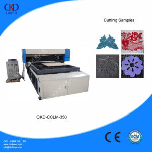 CO2 Laser Metal and Non-Metal Cutting Machine 350W pictures & photos