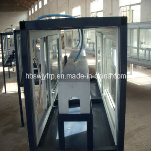 Fiberglass FRP Pultruded Machine for Product FRP Profiles pictures & photos