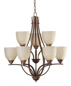 Iron Chandelier HLH-21473-5