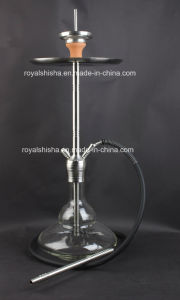 New Design Stainless Steel and Glass Parts Shisha Hookah pictures & photos