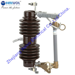 Outdoor Expulsion Drop-out Type Distribution Fuse Cutout 24kv pictures & photos