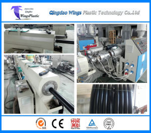 HDPE Pipe Machinery Plant / Vacuum Forming PE Pipe Plant Manufacturer China pictures & photos