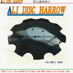 Agricultural Plough Accessories Carbon Steel Coulter Disc Blade pictures & photos