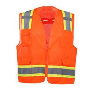 Reflective Safety Vest for Workers pictures & photos