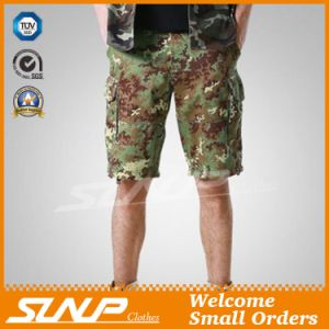 Men′s Cotton Multi Pockets Woking Short Pants pictures & photos