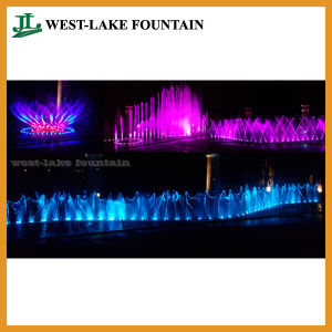 Large Music Dancing Fountain at Vinpearl Phu Quoc of Vietnam pictures & photos