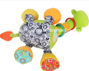 Children Educational Plush Activity Giraffe Toy pictures & photos