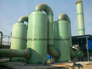 FRP Scrubber Tower Gas Absorption Tower Wast Gas Cleaning Machine pictures & photos
