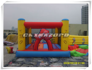 Top Design Fish Theme Bouncer Inflatable Jumper