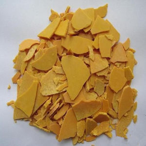 High Quality Na2s Yellow Sodium Sulphide 60% pictures & photos
