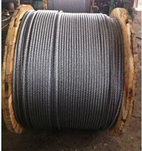 Hot Dipped Galvanized Wire/Zinc Coated Wire Rope pictures & photos