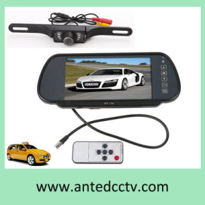 Night Vision Mini Car Rear View Camera with Monitor 7 Inch for Car Reversing, Backup, Reverse, Parking pictures & photos