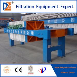Dazhang Manual Filter Press for Batch Filtration pictures & photos