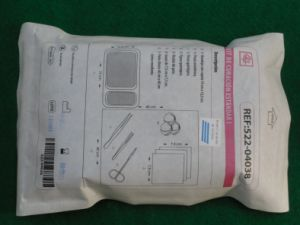 Medical Disposable Gastroscope Auxiliary Kit pictures & photos