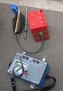 Resistivity Meter for Ground Water Exploration with ISO pictures & photos