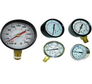 Atlas Copco Air Compressor Oil Pressure Gauge pictures & photos