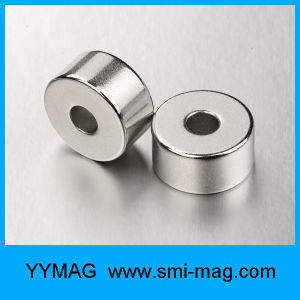 Permanent Rare Earth Neodymium Ring Industrial Magnet pictures & photos