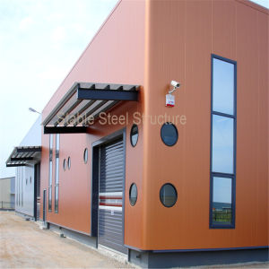 Steel Structure Building for Industrial Workshop/Warehouse/Office pictures & photos