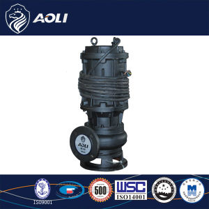 Wq Type Vertical Non-Cloging Submersible Pump pictures & photos